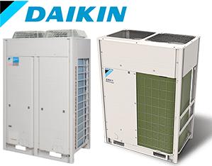 Daikin VRV IV z odzyskiem ciepła